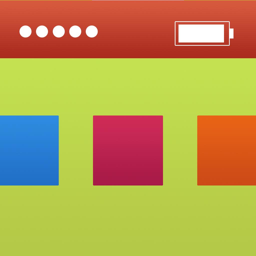 color status bars fantastic color status bar for